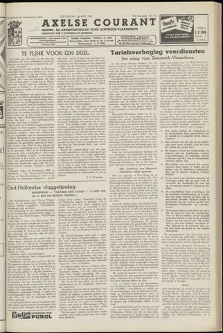 Axelsche Courant 1958-05-10