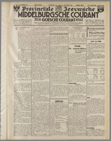 Middelburgsche Courant 1936-08-08