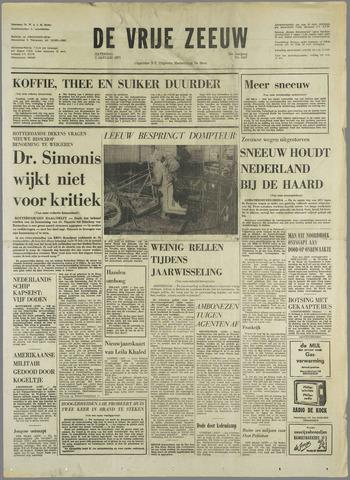 de Vrije Zeeuw 1971