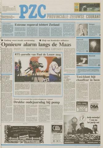Provinciale Zeeuwse Courant 1993-12-31