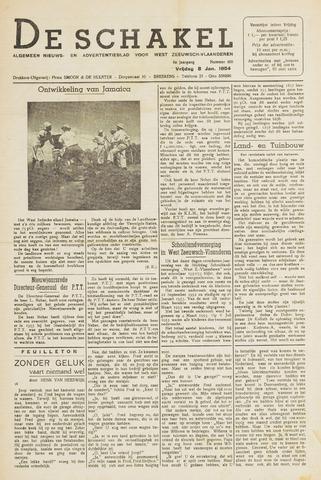 De Schakel 1954