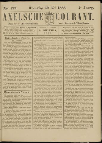 Axelsche Courant 1888-05-30