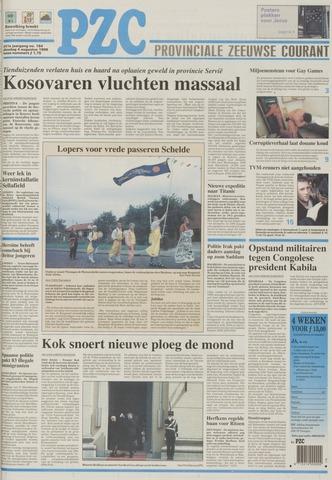 Provinciale Zeeuwse Courant 1998-08-04