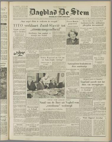 de Stem 1955-03-08