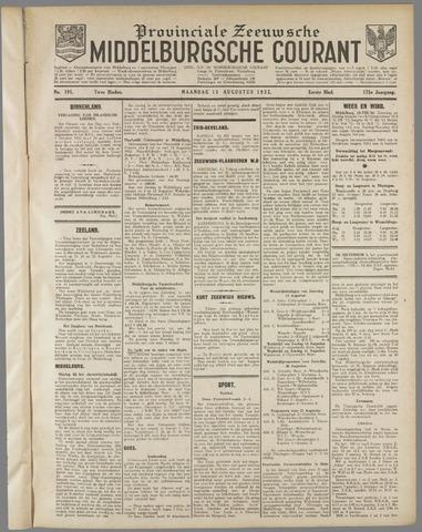 Middelburgsche Courant 1932-08-15