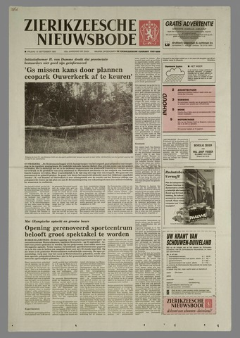 Zierikzeesche Nieuwsbode 1993-09-10