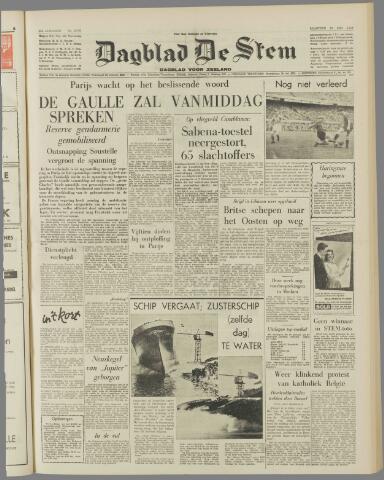 de Stem 1958-05-19