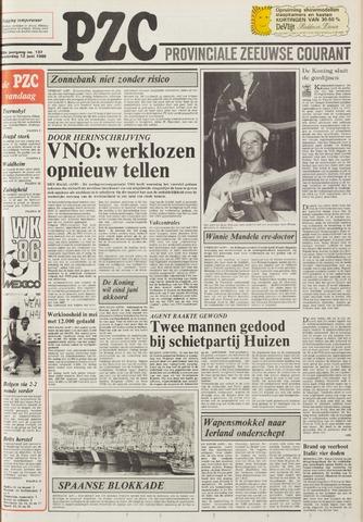 Provinciale Zeeuwse Courant 1986-06-12
