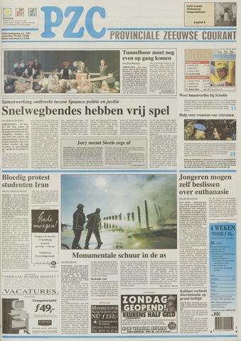 Provinciale Zeeuwse Courant 1999-07-10