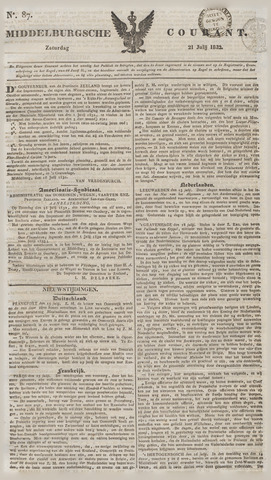 Middelburgsche Courant 1832-07-21