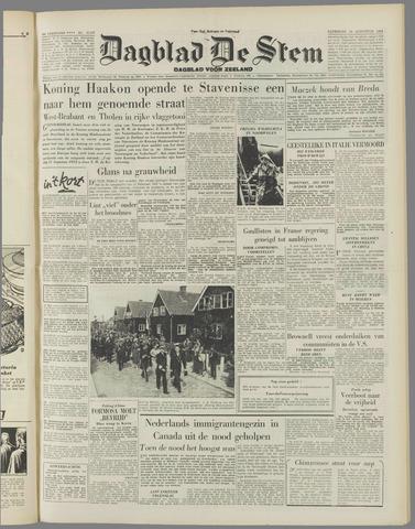 de Stem 1954-08-14