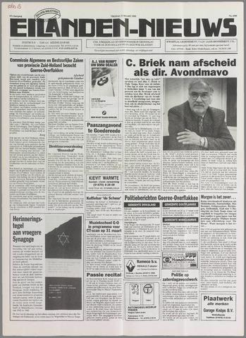 Eilanden-nieuws. Christelijk streekblad op gereformeerde grondslag 1995-03-31