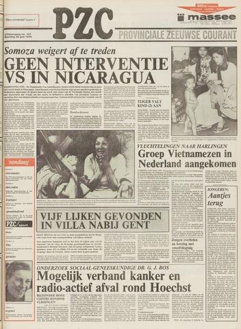 Provinciale Zeeuwse Courant 1979-06-25