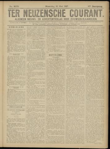 Ter Neuzensche Courant. Algemeen Nieuws- en Advertentieblad voor Zeeuwsch-Vlaanderen / Neuzensche Courant ... (idem) / (Algemeen) nieuws en advertentieblad voor Zeeuwsch-Vlaanderen 1927-05-30