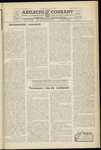 Axelsche Courant 1950-07-22