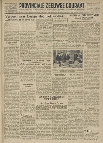 Provinciale Zeeuwse Courant 1949-05-28