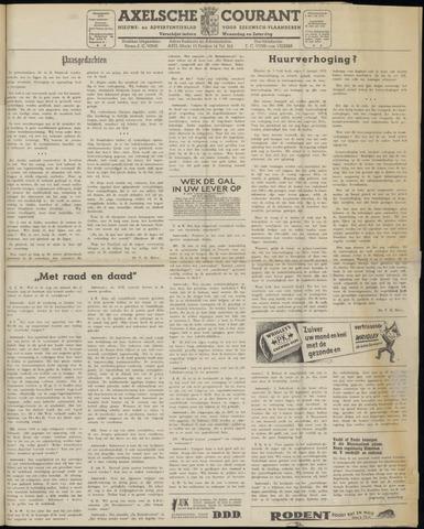 Axelsche Courant 1952-04-12