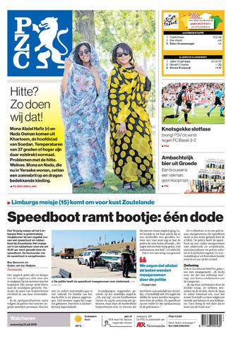 Provinciale Zeeuwse Courant 2019-07-24