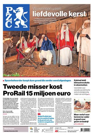 Provinciale Zeeuwse Courant 2018-12-22