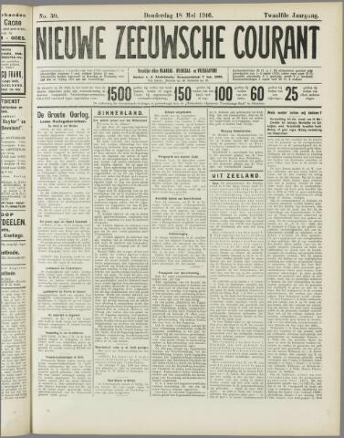 Nieuwe Zeeuwsche Courant 1916-05-18