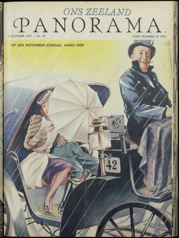Ons Zeeland / Zeeuwsche editie 1939-11-09