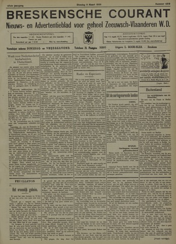 Breskensche Courant 1938-03-08