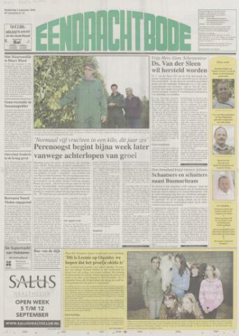 Eendrachtbode (1945-heden)/Mededeelingenblad voor het eiland Tholen (1944/45) 2010-09-02