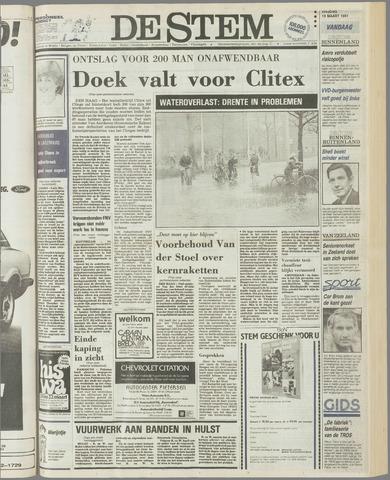 de Stem 1981-03-13