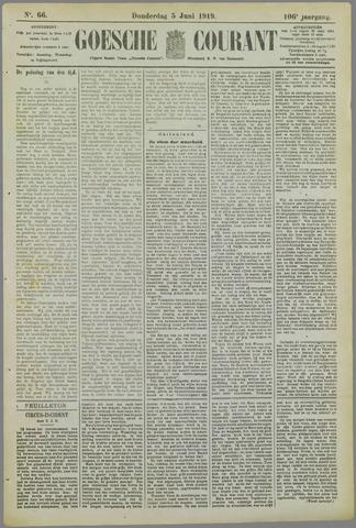 Goessche Courant 1919-06-05