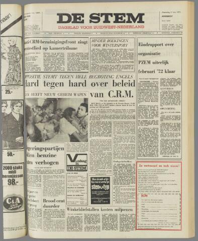 de Stem 1971-11-17