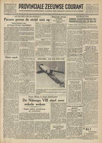 Provinciale Zeeuwse Courant 1951-06-07