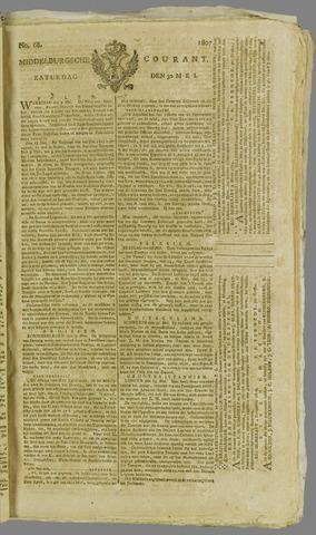 Middelburgsche Courant 1807-05-30