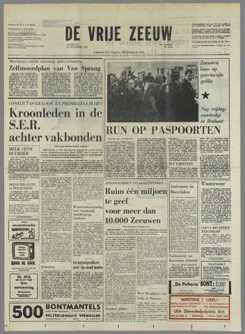 de Vrije Zeeuw 1971-11-20