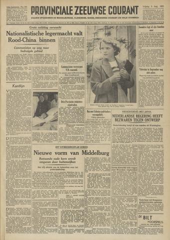 Provinciale Zeeuwse Courant 1951-08-03