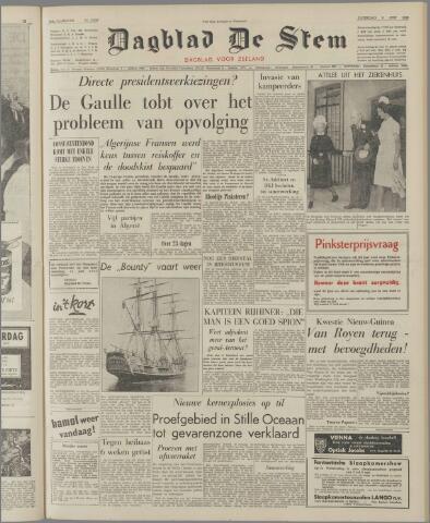 de Stem 1962-06-09