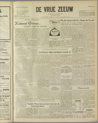 de Vrije Zeeuw 1958-08-16