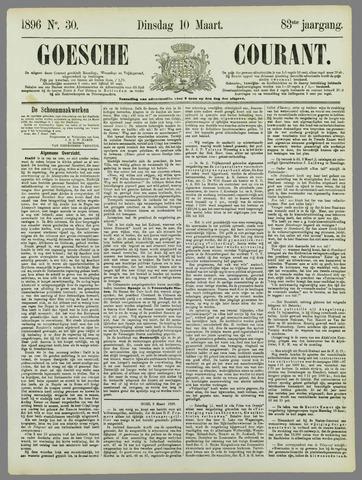 Goessche Courant 1896-03-10