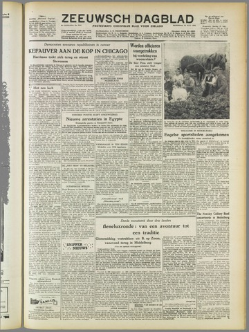 Zeeuwsch Dagblad 1952-07-26