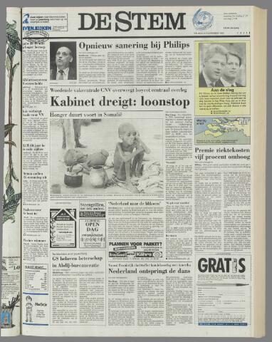 de Stem 1992-11-06