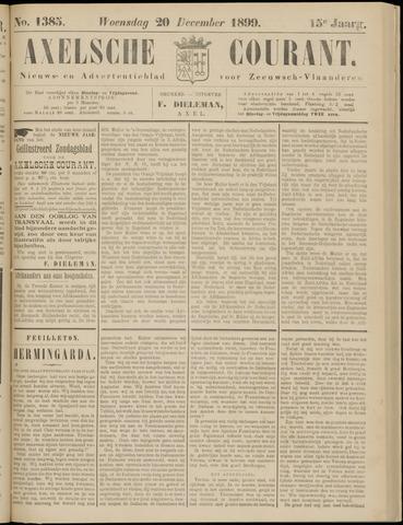 Axelsche Courant 1899-12-20