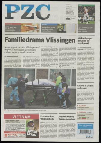 Provinciale Zeeuwse Courant 2013-03-11