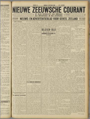 Nieuwe Zeeuwsche Courant 1930-10-14