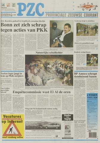 Provinciale Zeeuwse Courant 1999-02-18