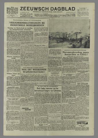 Zeeuwsch Dagblad 1953-07-25