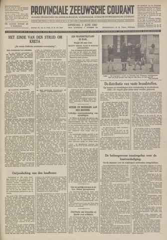 Provinciale Zeeuwse Courant 1941-06-03