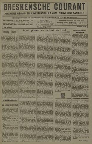 Breskensche Courant 1925-06-20