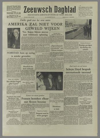 Zeeuwsch Dagblad 1958-09-26