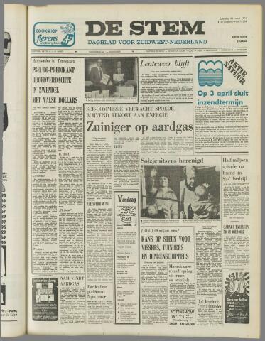 de Stem 1974-03-30