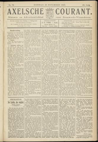 Axelsche Courant 1927-12-13