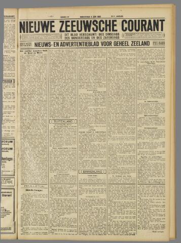 Nieuwe Zeeuwsche Courant 1932-06-09